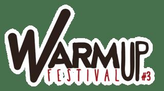 Warm Up Festival Live Clermont Ferrand HomeWork Logo