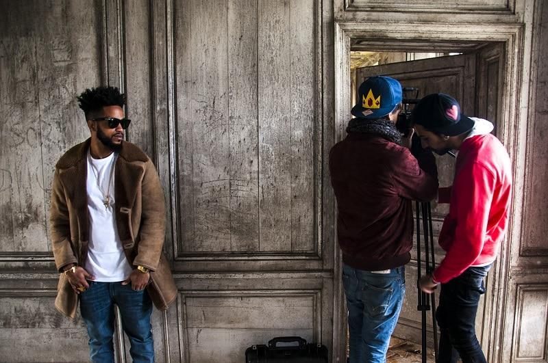 tournage skreally boy clip clermont-ferrand clermont Auvergne video hmwk production audiovisuelle