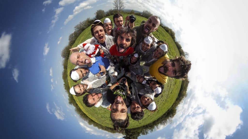 Naouack Groupe 360 vidéo clip auvergne hmwk