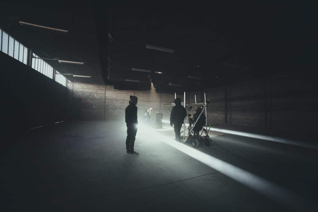 backstage montage ligone Faction Audiovisual