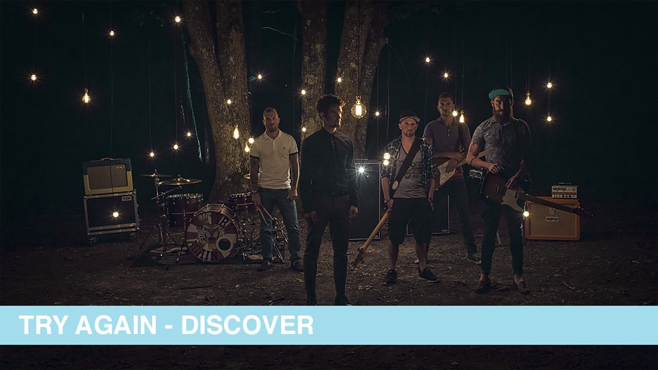 try again discover clip hmwk