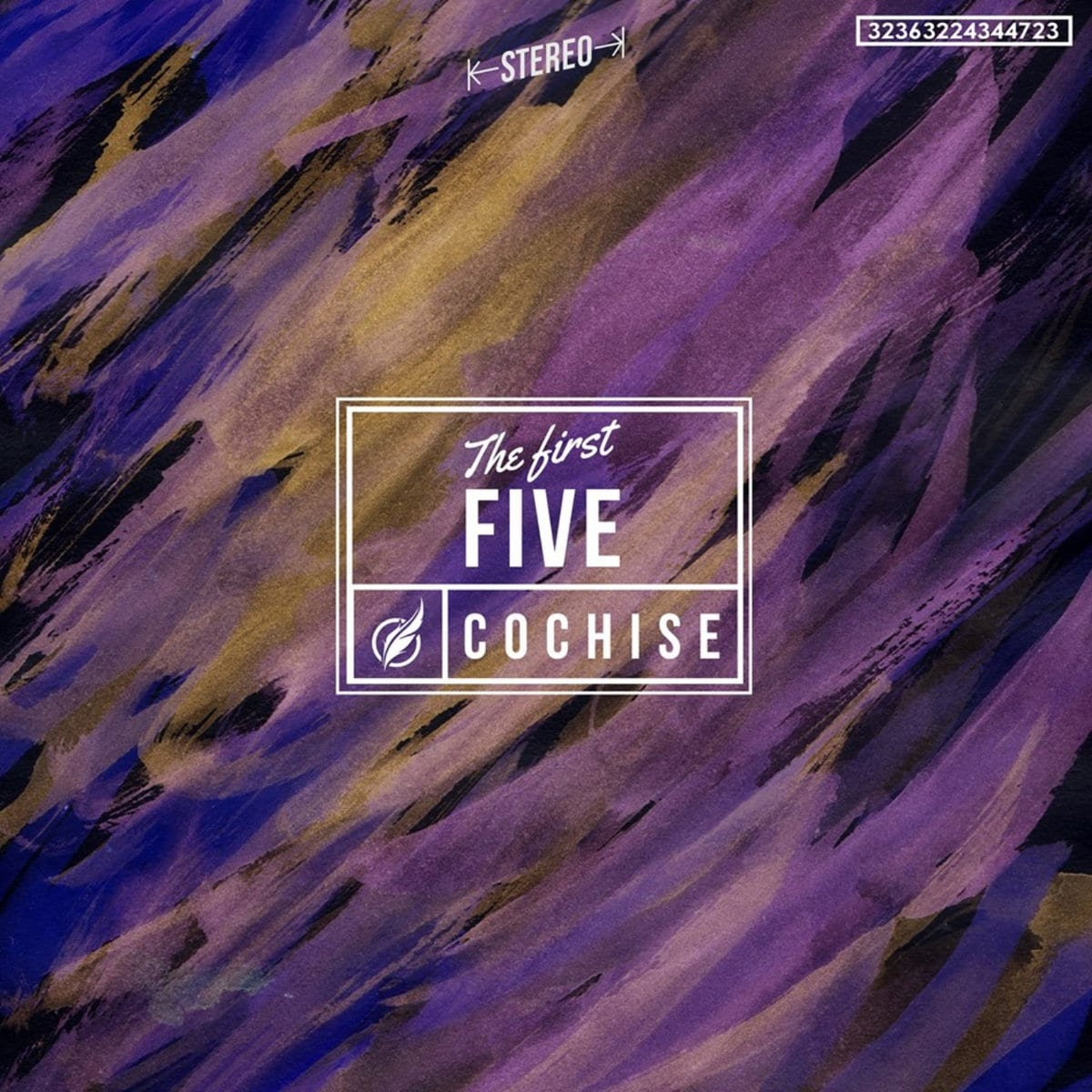 Cover album pochette cochise the first five