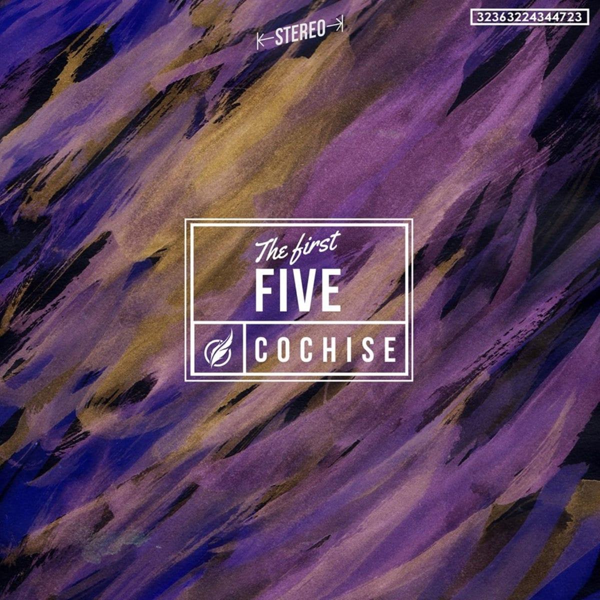 Cover album pochette cochise the first five
