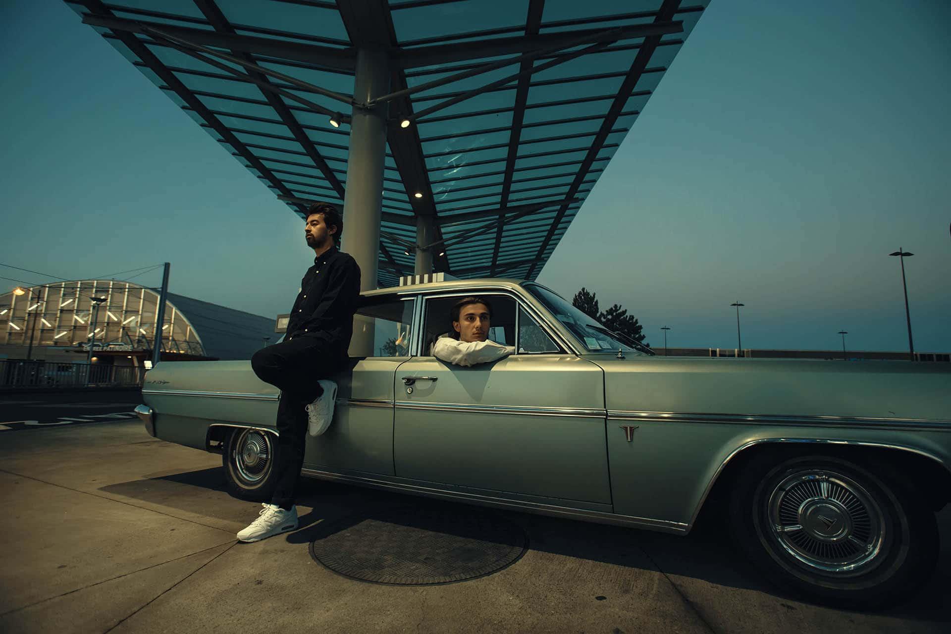 photo apollo scryss album hip hop rap clermont ferrand voiture