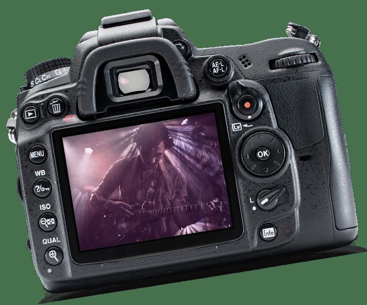 dslr camera photographie