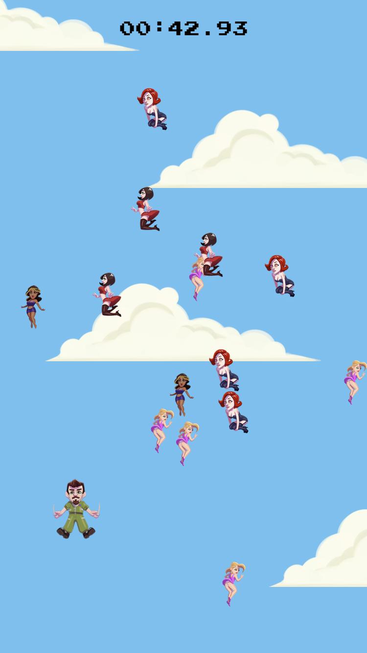 développement du jeu iOS