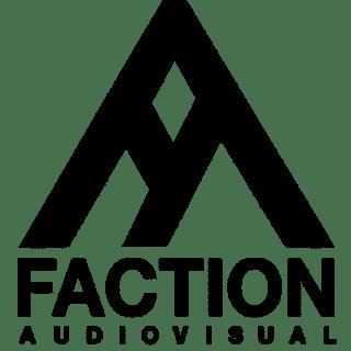 Faction Audiovisual Logo