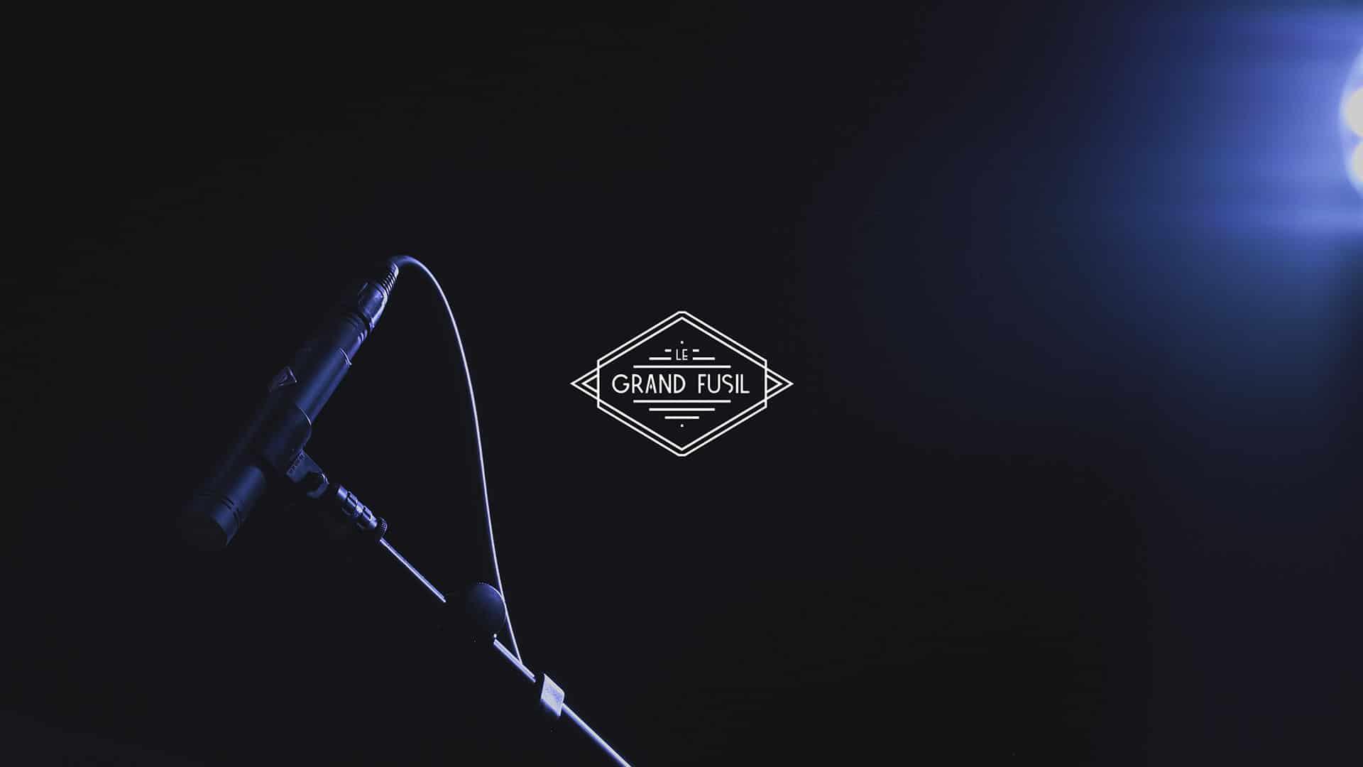 Le Grand Fusil - Écrin d'Ivoire (Live)