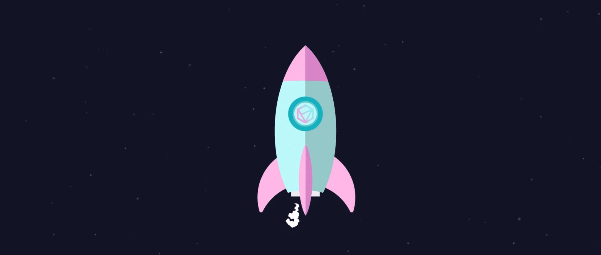 fusée motion design