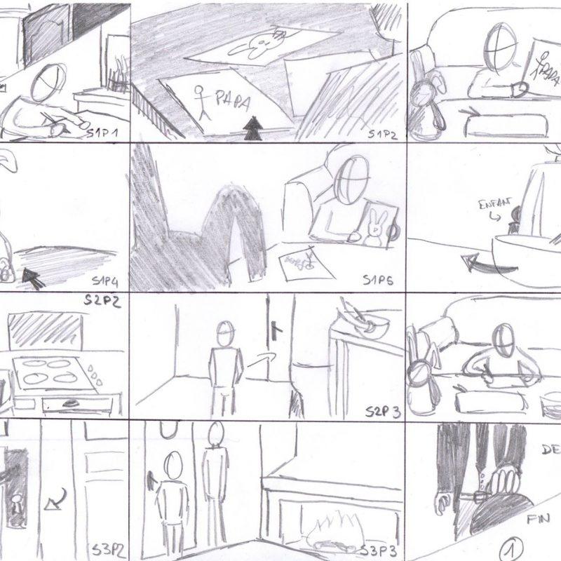 le découpage technique I le story board