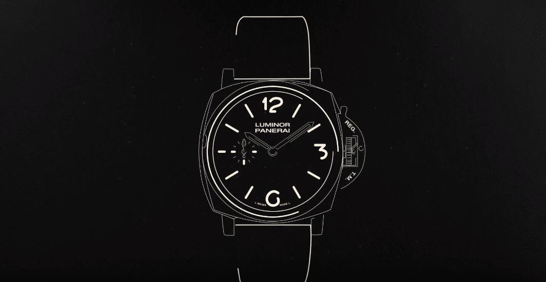 Panerai montre