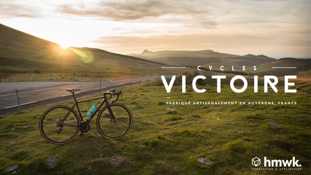 Sur le tournage de... Victoire Cycles