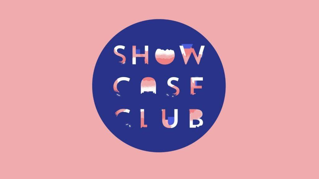 Logo événement Showcase case club