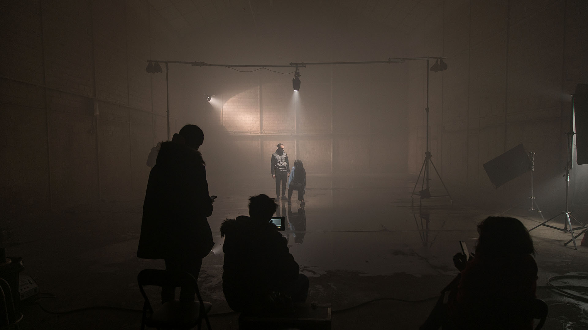 "Sur le tournage de… ""YEPA x LEJ – Lavidinan"""