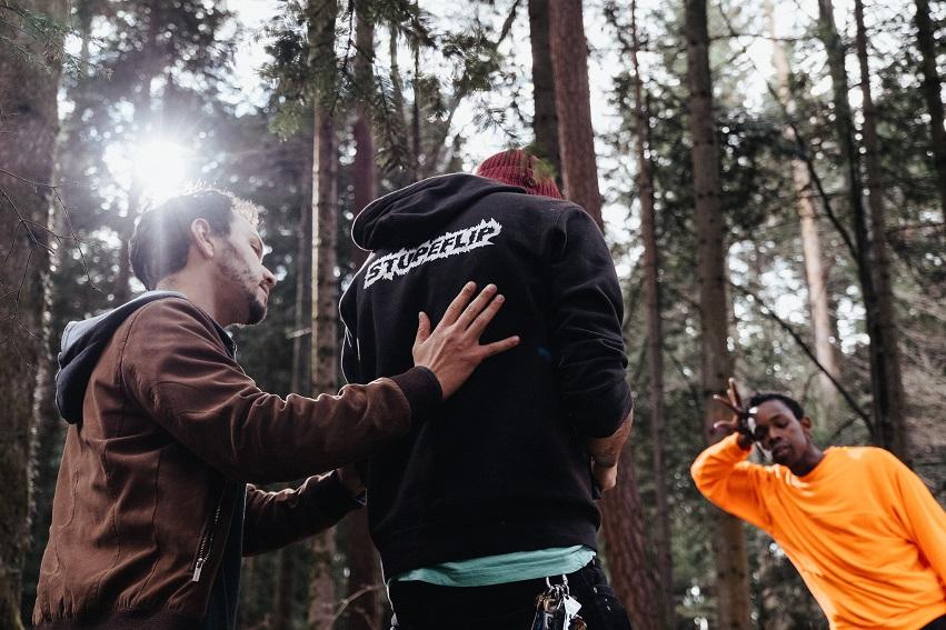 Simon Pelé tournage cinéma auvergne