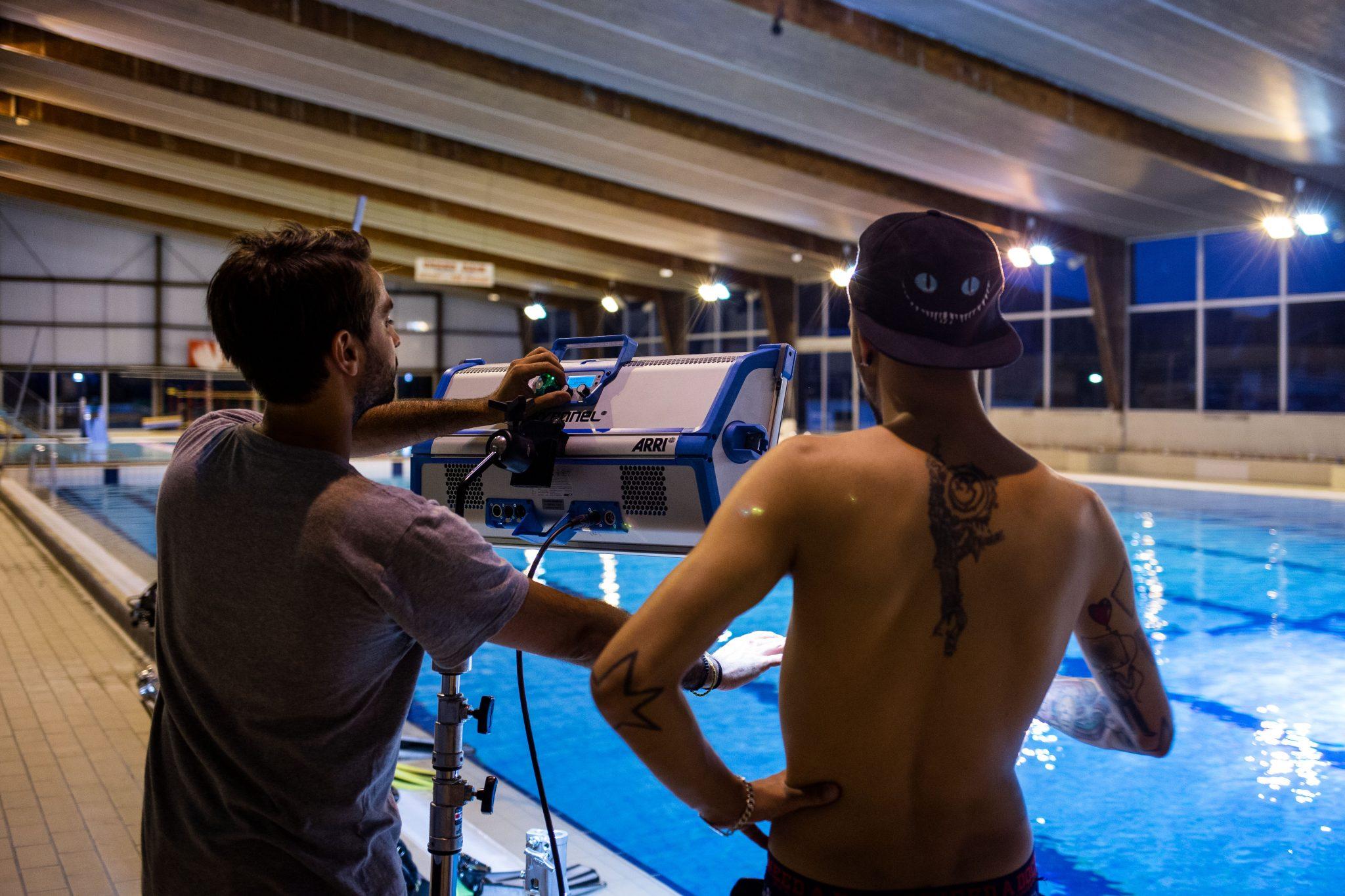 tournage ultraviolet reasons