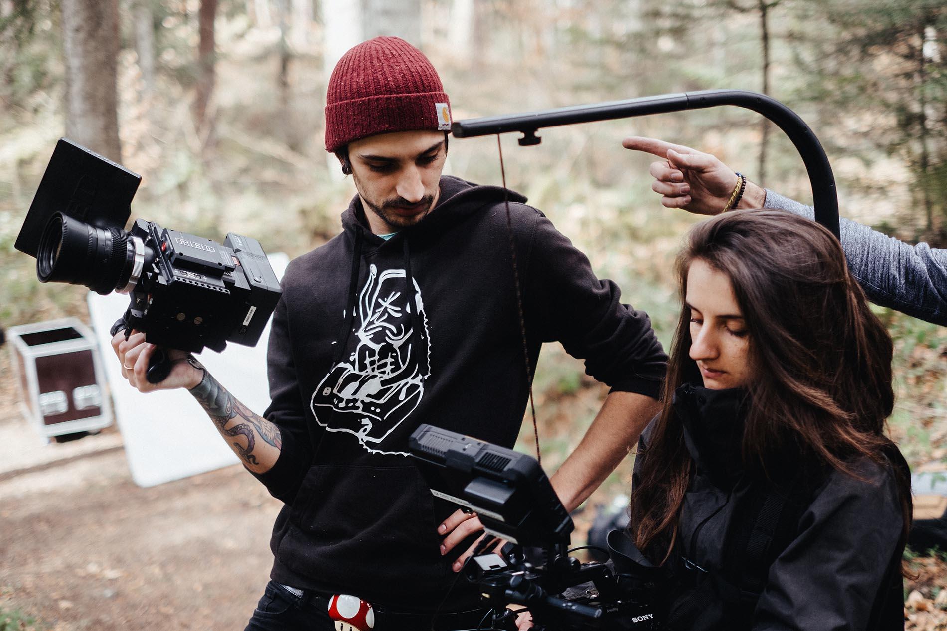 Les formations : métiers de l'audiovisuel et du cinéma