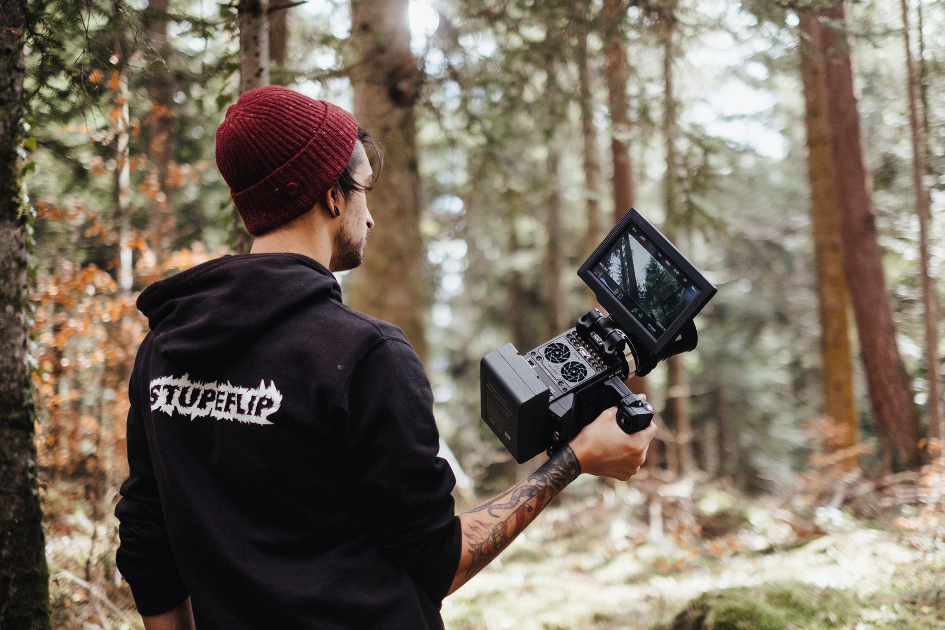 metier de l'audiovisuel