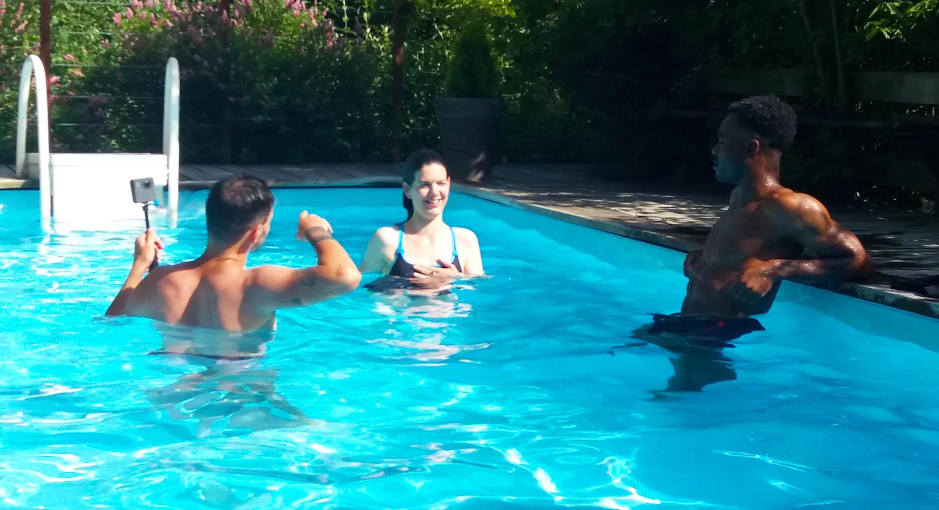 gîtes de france piscine