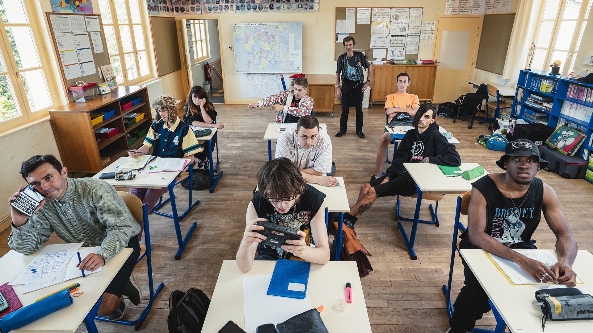 CLEPS – L'Art de pas écouter en classe